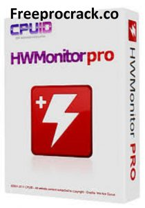 CPUID HWMonitor Pro 1.43 Download With Serial Key Latest Version 2021