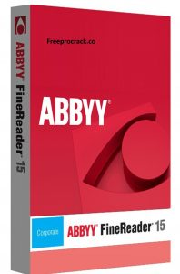 ABBYY FineReader 15.0.115 Crack Activation Code Latest Version Free
