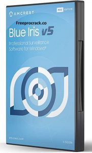 Blue Iris Pro 5.3.7 Crack License Key 32/64 Bit Full Latest Free Download