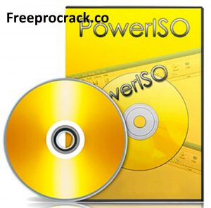 PowerISO 7.8 Crack With Serial+License Key Free Download 2021