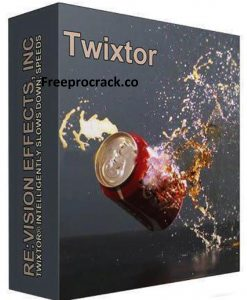 Twixtor Pro 7.4.1 Crack Activation Key Latest Version Free Download 2021