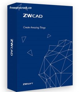 ZWCAD SP2 Crack Serial Key+License Key Latest Free Download 2021