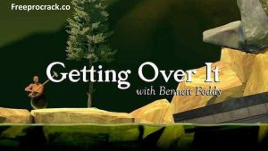 Getting Over It Crack 1.59 With Bennett Foddy Download 2021